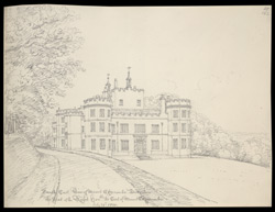 Mount Edgecumbe, Devon, 1821 f.122